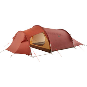 VAUDE Arco XT 3P Tent, buckeye